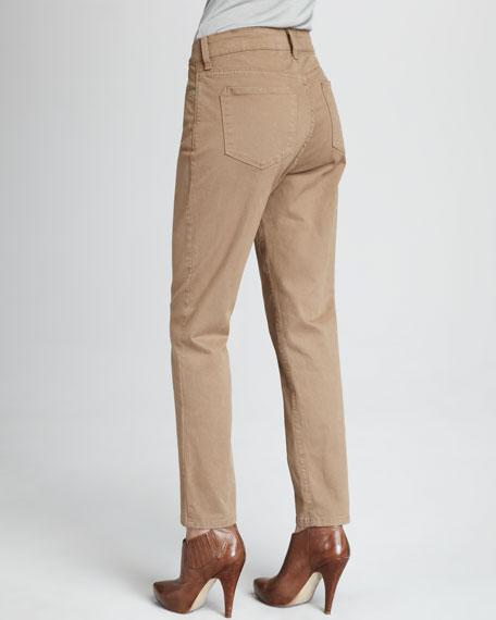 Alisha Ankle Pants, Petite
