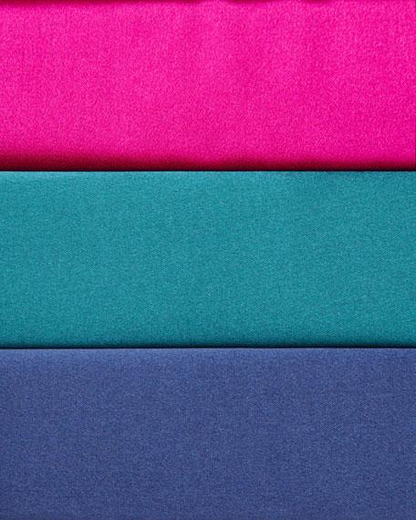 Reema Stretch-Silk Blouse, Women's