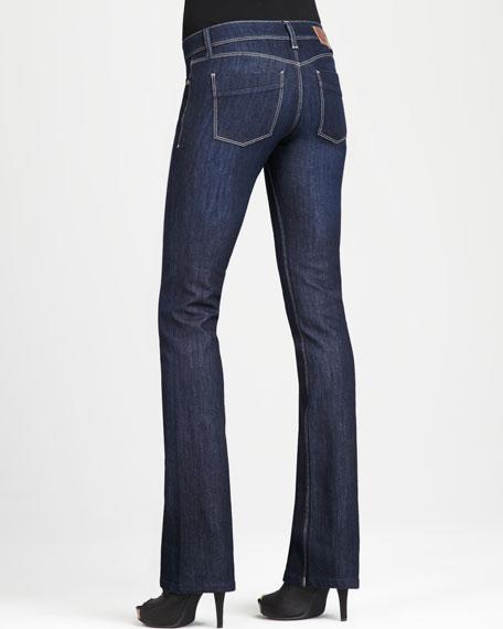 Cindy Mariner Slim Boot-Cut Jeans