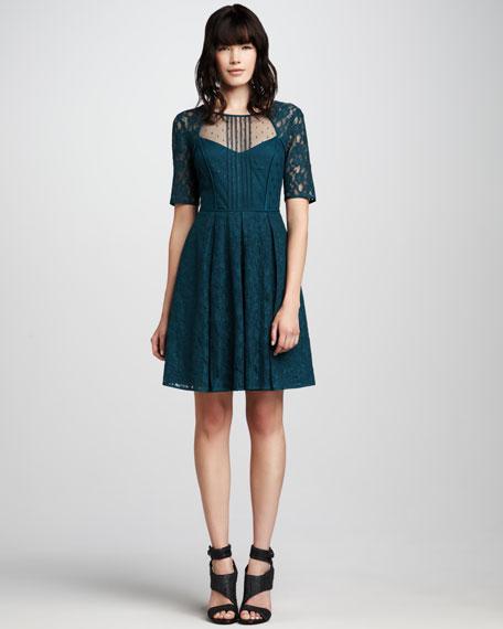 Julya Lace Dress