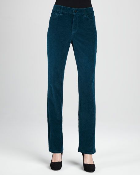 Barbara Boot-Cut Jeans, Petite