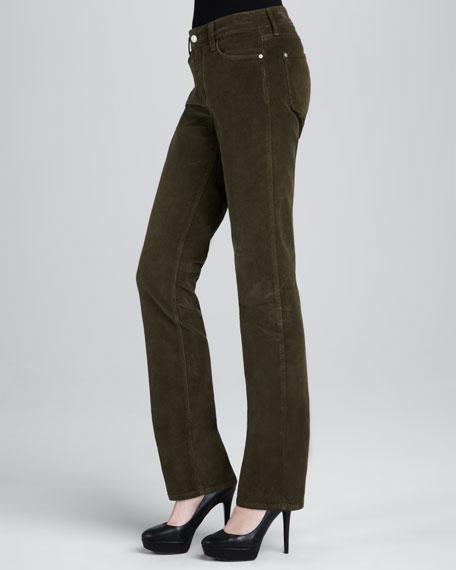 Marilyn Straight-Leg Corduroy Jeans, Women's