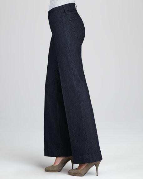 Greta Wide-Leg Trousers