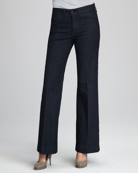 Greta Wide-Leg Trousers