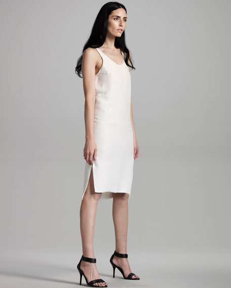 Racerback Sheath Dress