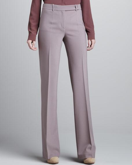 Agnes Wide-Leg Pants, Dusk