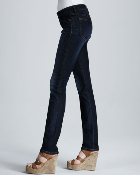 The Straight-Leg Jeans