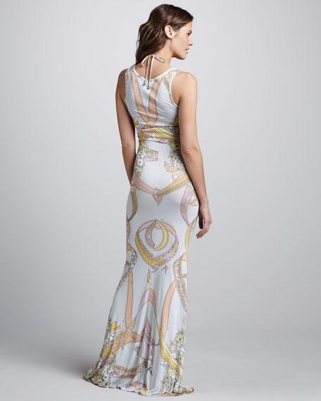 Ortensie Coverup Maxi Dress