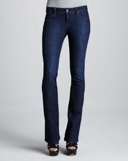 DL 1961 Premium Denim Cindy Sonic Slim Boot-Cut Jeans
