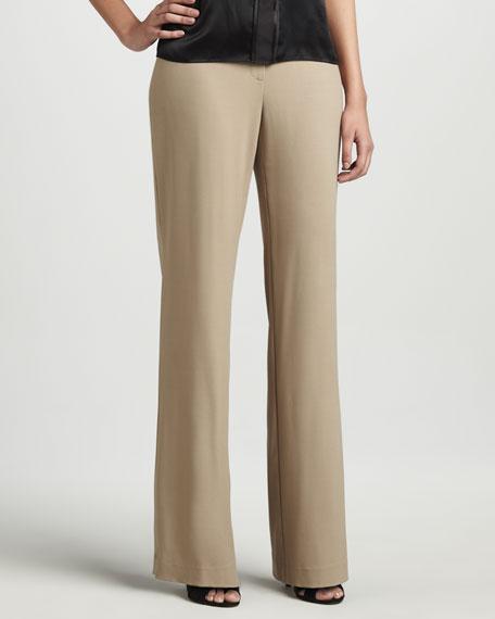 Gabardine Trouser Pants