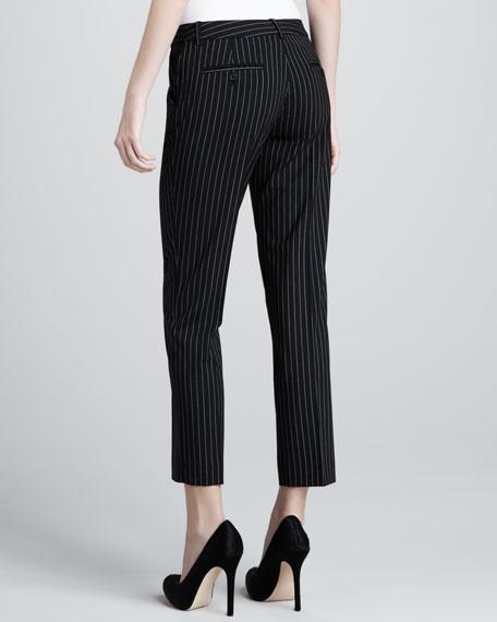 Samantha Pinstripe Pants