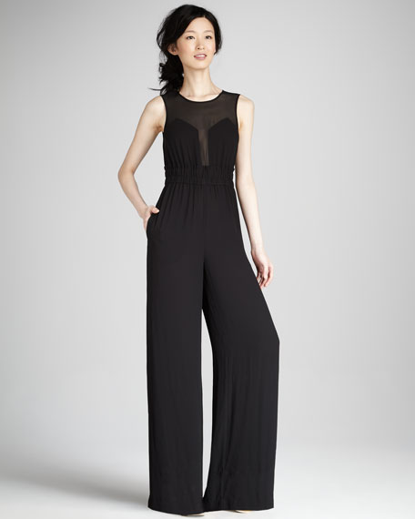 Kiara Sleeveless Jumpsuit