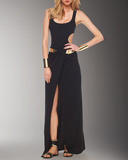 MICHAEL KORS  Floor-Length Skirt