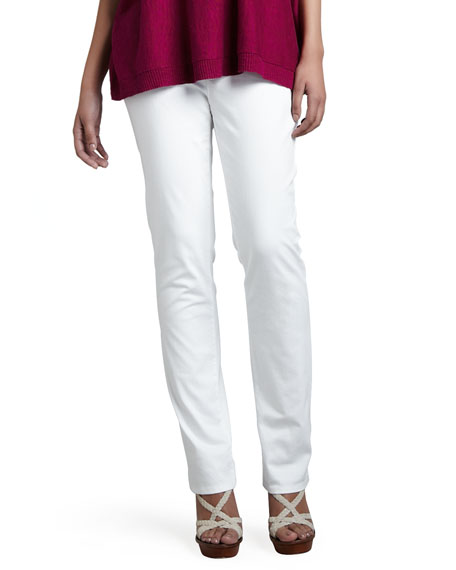 Organic Slim Jeans