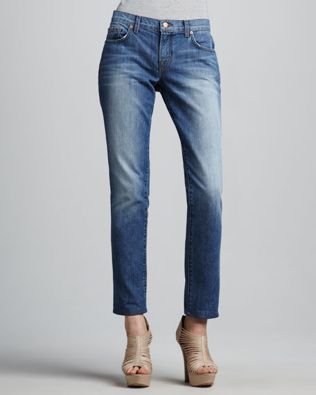 Aidan Relaxed Cropped Jeans