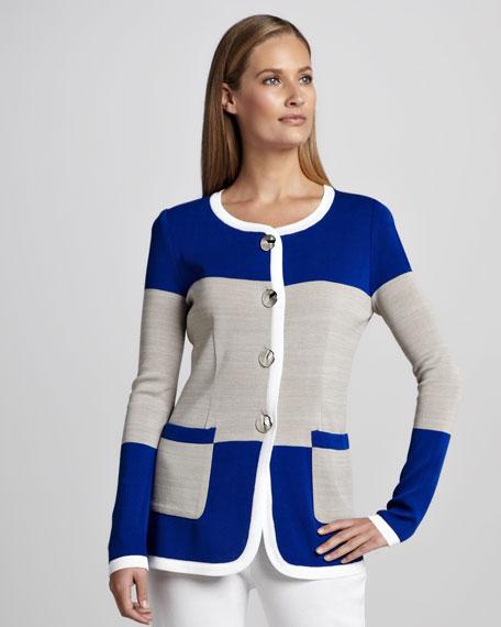 Felicia Colorblock Jacket