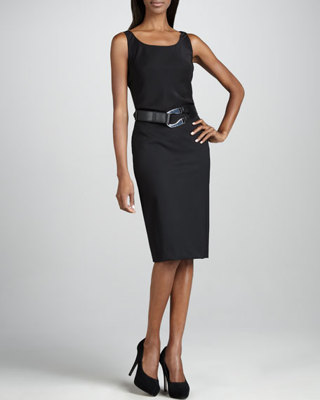 Slim Modern Skirt
