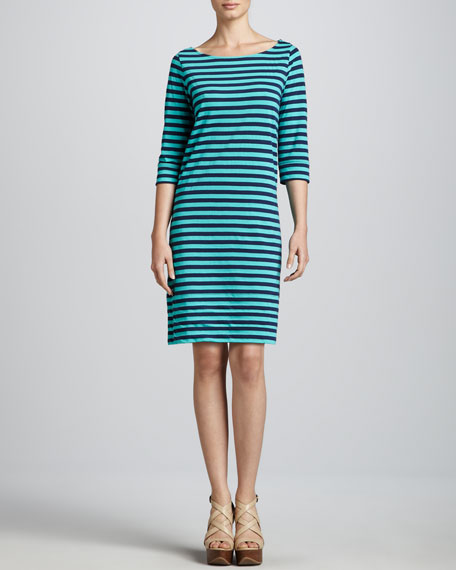 Cassie Striped Dress