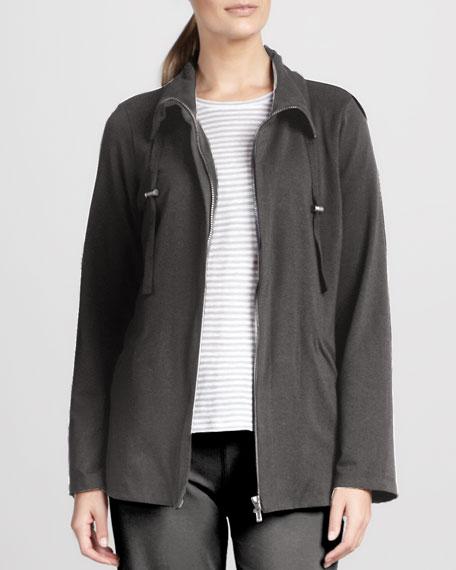 Organic Drawstring Jacket