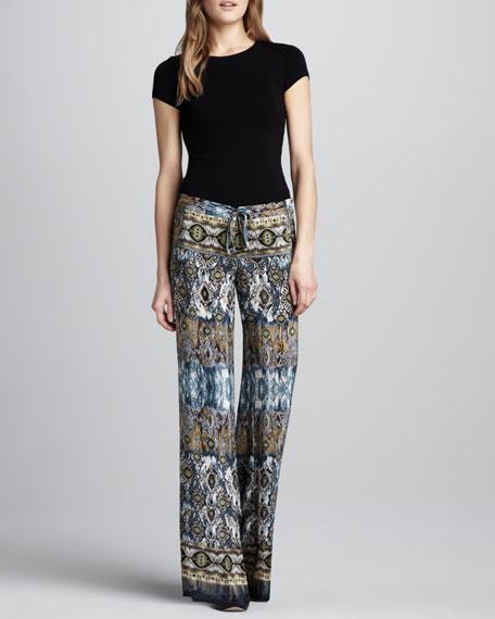 Pembroke Printed Pants