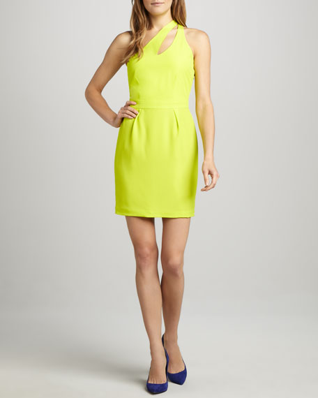 Bella Slit-Top Dress