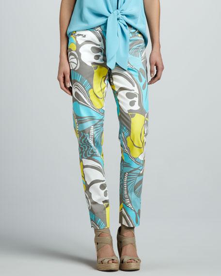 Ibiza Printed Pants