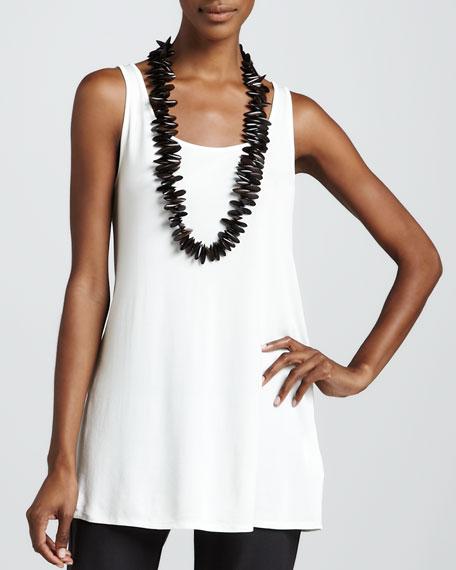 Silk Jersey Tunic, Women's