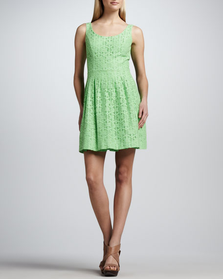 Posey Daisy Lane Lace Dress