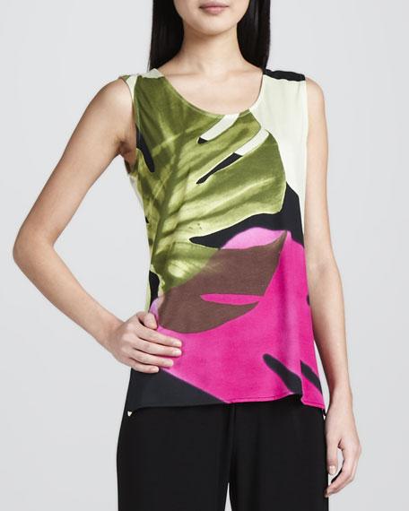 Palm Leaf Tank