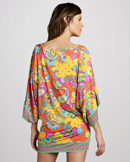 Summer of Love Paisley Tunic