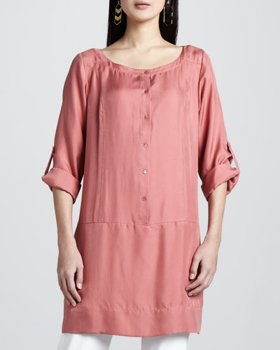 Eileen Fisher Silk Tunic/Dress