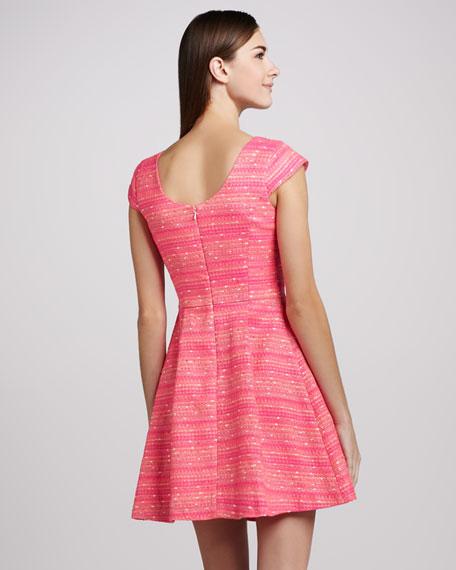 Rylan Boucle Dress