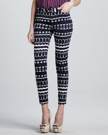 Pop Art Printed Pants