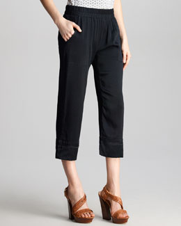 PJK Relaxed Crepe Pants