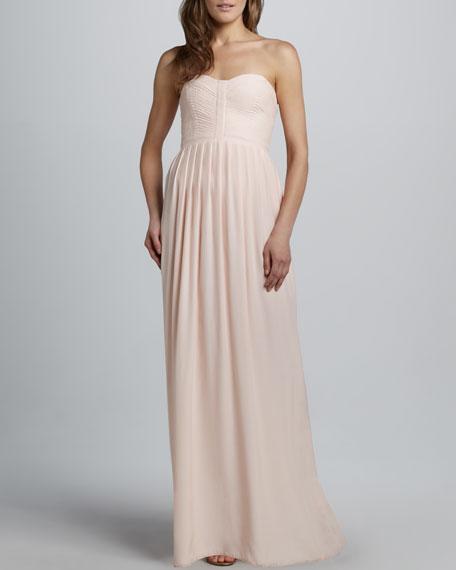 Bayou Silk Maxi Dress