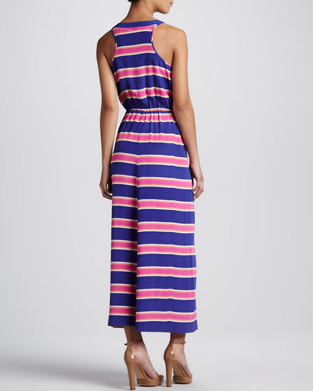 Striped Maxi Dress