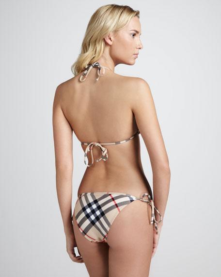 bikini burberry