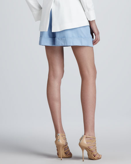 Ford Baby Leather Shorts