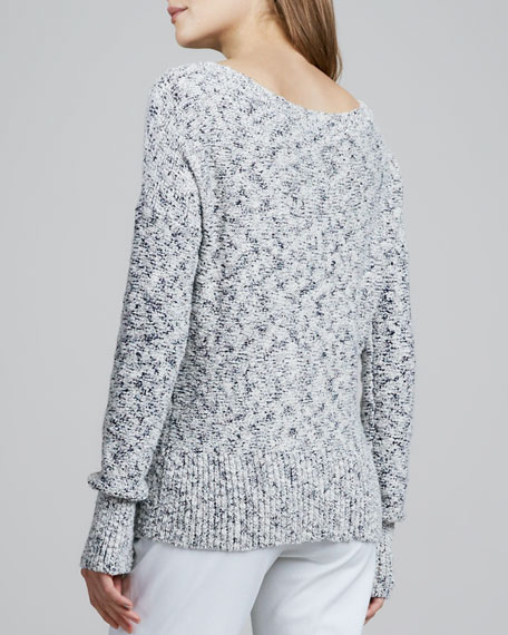 Fretta Knit Sweater
