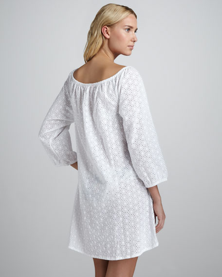 Eyelet Loose Coverup