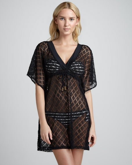Sheer Gauzy Coverup