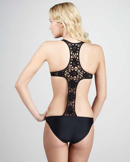 Daydreamer Crochet-Back Monokini