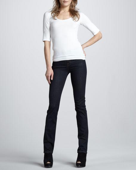 Maria High Rise Skinny in Metropolitan