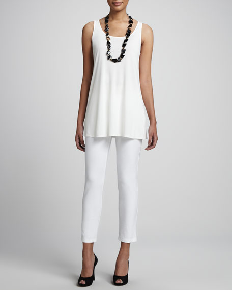 Silk Jersey Tunic