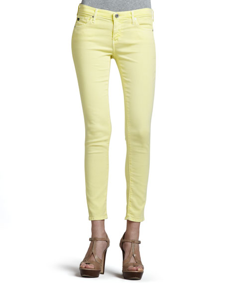 Skinny Canary Ankle Jeans