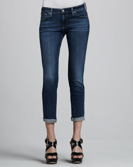 Stilt Roll Up Rio Skinny Jeans