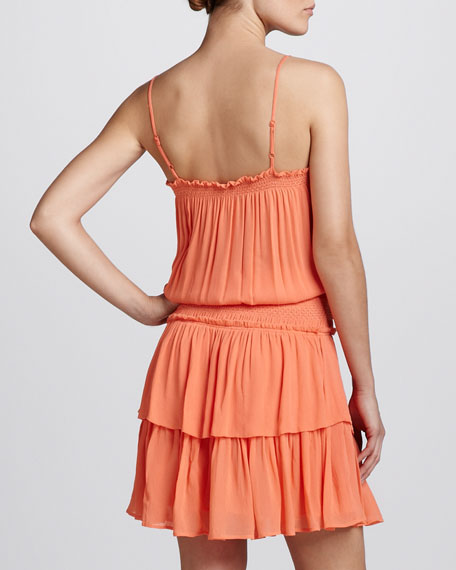 Canelle Tiered Dress