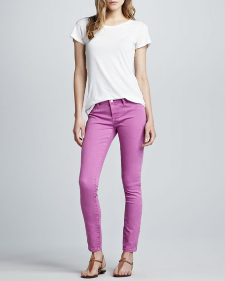 Spray-On Skinny Jeans