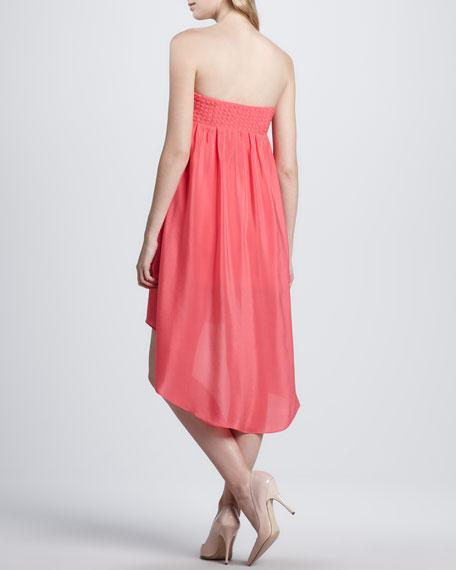 Summer Sweetheart Strapless Dress