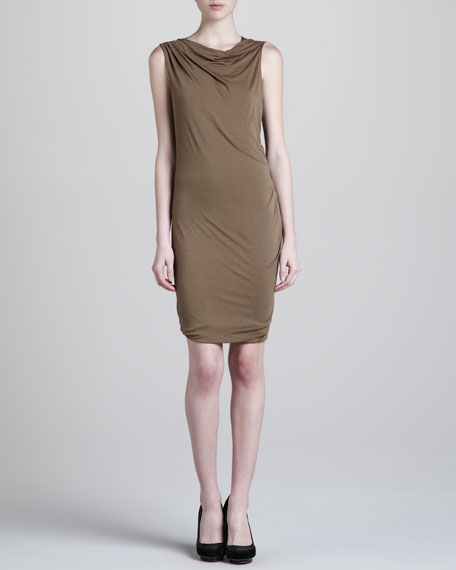 Layered Asymmetric Dress
